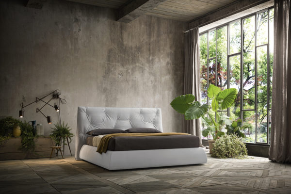 Cama tapizada 980 2