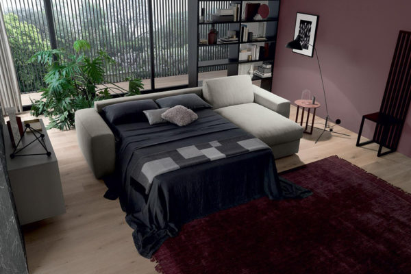 Chaise longue cama 980