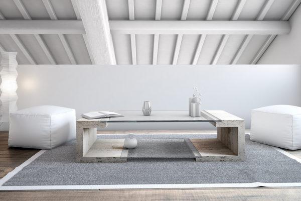 Mesa de centro marmol 900 4