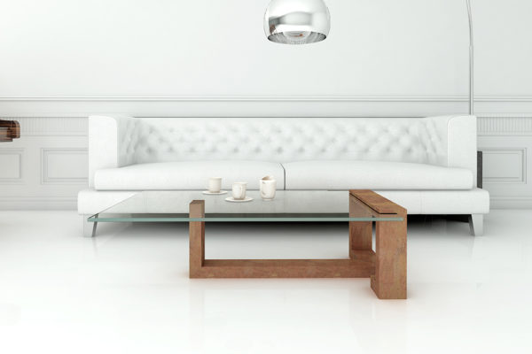 Mesa de centro marmol 900