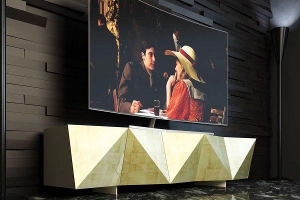 Mueble Tv Pan de Oro 50073