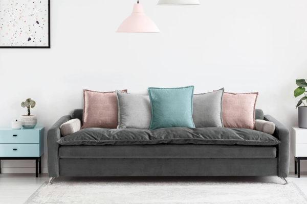 Sofá cama apertura reducida 01001
