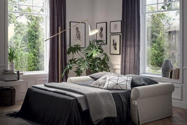 Sofá cama italiano 00980