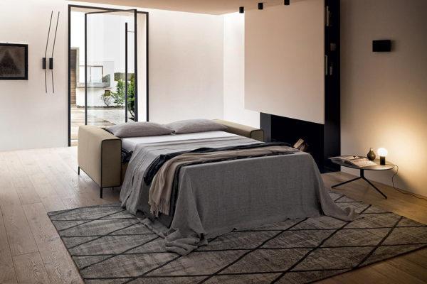 Sofá cama italiano abierto 980 2